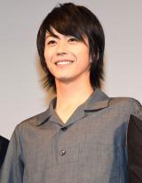 映画『天秤をゆらす。』完成披露イベントに登壇した廣瀬智紀 (C)ORICON NewS inc.