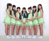 小中学生7人からなる「ハロプロ研修生北海道」