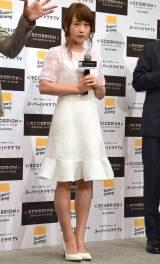 川栄李奈=海外ドラマ『SCORPION/スコーピオン シーズン2』プレミア試写会 (C)ORICON NewS inc.