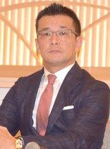 格闘技イベント『RIZIN』会見に出席したRIZIN実行委員長・榊原信行氏 (C)ORICON NewS inc.