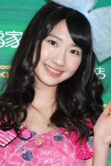 4位は、AKB48の柏木由紀 (C)ORICON DD inc.