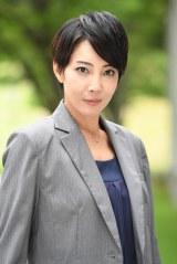 TBS系テッペン!水ドラ!!枠『死幣』で宝塚退団後初のドラマ出演を飾る柚希礼音 (C)TBS