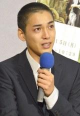 主演ドラマでの葛藤を振り返り号泣した大野拓朗 (C)ORICON NewS inc.