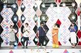 『クレヨンしんちゃん』ショーの模様=東京・六本木ヒルズアリーナ