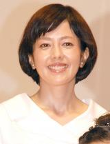 映画『校庭に東風(こち)吹いて』で9年ぶりに映画出演する沢口靖子 (C)ORICON NewS inc.