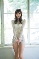「サキドルエース SURVIVAL」2位のアキシブproject・荒川優那(C)細居幸次郎/週刊ヤングジャンプ
