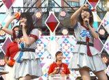 『熱闘甲子園』体感ステージに登場したAKB48 (C)ORICON NewS inc.