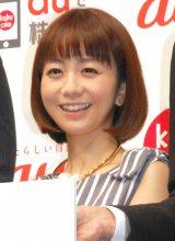 カブドットコム証券新アプリ『kabu.com for au』プレス向け発表会に出席した福田萌 (C)ORICON NewS inc.