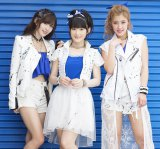 Buono!が9月に4年ぶり新曲をリリース(左から鈴木愛理、嗣永桃子、夏焼雅)