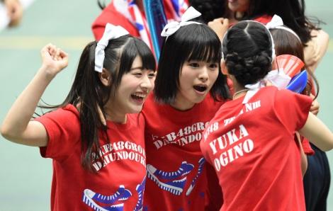 第2回AKB48グループ大運動会の結果やまとめ競技別  近藤萌恵里と村山彩希の対戦が実現