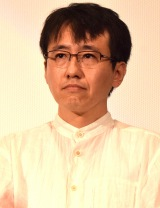 映画『劇場版アイカツスターズ!』完成披露舞台あいさつに登壇した木村隆一監督 (C)ORICON NewS inc.