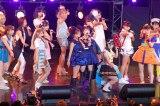 矢口真里と辻希美が出演した『TOKYO IDOL FESTIVAL 2016』ステージの模様 (C)ORICON NewS inc.
