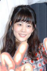 ミュージカル『わたしは真悟』製作発表記者会見に出席した高畑充希 (C)ORICON NewS inc.