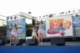 『TOKYO IDOL FESTIVAL 2016』で熱唱する9nine