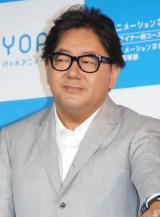 代々木アニメーション学院プロデューサーによるパネルディスカッションに参加した秋元康氏 (C)ORICON NewS inc.