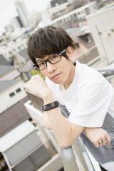 10月スタートの本格男子フィギュアスケートアニメ『ユーリ!!! on ICE』勝生勇利役の声優・豊永利行