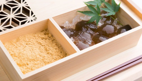 """幻の大豆で作った""""湘南きな粉""""を使用した和スイーツが楽しめる甘味処「こまち茶屋」がオープン!"""