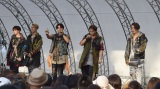『KawaiianTV presents 北海道アイドル選抜ドリームチーム オーディション決勝戦』に出席したMR.MR (C)ORICON NewS inc.