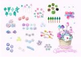 約200種類から選べるカップケーキデコレーション