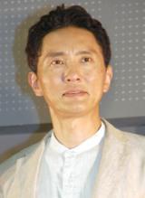 舞台『家族の基礎〜大道寺家の人々〜』に出演する松重豊 (C)ORICON NewS inc.