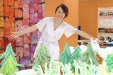 『コンドウアキが描く うさぎのモフィ展』オープニングイベントに出席したSHELLY (C)ORICON NewS inc.