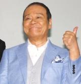 映画『ジャングル・ブック』舞台あいさつイベントに出席した西田敏行 (C)ORICON NewS inc.