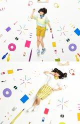 ザ・ピーナッツのトリビュートアルバム『ザ・ピーナッツ トリビュート・ソングス』で「ふりむかないで」をカバーするLittle Glee Monsterのアサヒ&manaka