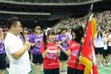 『第2回AKB48グループ チーム対抗大運動会』はNGT48チームNIIIが優勝した(C)AKS