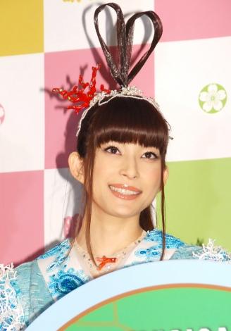ミュージカル『TARO URASHIMA』公開ゲネプロを行った上原多香子 (C)ORICON NewS inc.
