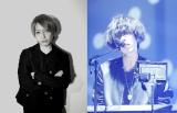 中田ヤスタカ(左)×米津玄師が映画『何者』主題歌でコラボ