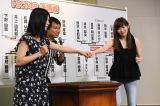 「AKB48グループじゃんけん大会」のHKT48予備戦 1回戦には勝利した指原莉乃だったが…(C)AKS