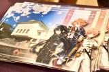 『刀剣乱舞』との初正式コラボしたグッズを販売 (C)oricon ME inc.