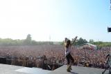 8000人の観客と「ら・ら・ら」
