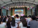 アンコールで「日本武道館ワンマンライブ決定」が発表されファンも歓喜