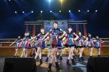 HKT48がツアーファイナルで松岡はなセンターの新曲「最高かよ」初披露(C)AKS