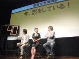 映画『後妻業の女』の美魔女イベントの模様 (C)ORICON NewS inc.