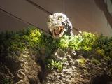 『大ゴジラ特撮王国 YOKOHAMA』で展示されている『ゴジラ・モスラ・キングギドラ 大怪獣総攻撃』(2001年)のゴジラ(C)ORICON NewS inc.