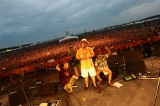 MONGOL800(撮影:柴田恵理)=『RISING SUN ROCK FESTIVAL 2013 in EZO』