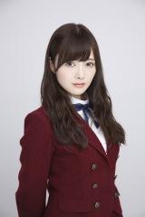 『みんなのKEIBA』にコーナーゲストとして出演する乃木坂46・白石麻衣