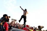 『RISING SUN ROCK FESTIVAL 2016 in EZO』に出演したBRAHMAN (C)RISING SUN ROCK FESTIVAL