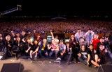 『RISING SUN ROCK FESTIVAL 2016 in EZO』に出演したROOTS66 (C)RISING SUN ROCK FESTIVAL