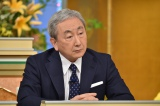 NHK社会部の記者時代の先輩・橋本大二郎氏がゲスト出演(C)テレビ朝日