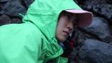 レギュラー出演中の『明日、どこいくの!?』(TOKYO MX 2)で、初の富士登山に挑戦したUだったが、惜しくも8合目で断念…