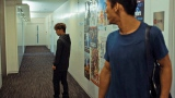 所属事務所のLDHのオフィスで撮影(C)「ナイトヒーローNAOTO」製作委員会