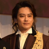 ミュージカル『フランケンシュタイン』製作発表記者会見に出席した小西遼生(C)ORICON NewS inc.