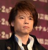 ミュージカル『フランケンシュタイン』製作発表記者会見に出席した中川晃教(C)ORICON NewS inc.