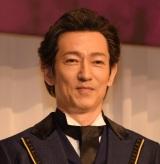 ミュージカル『フランケンシュタイン』製作発表記者会見に出席した鈴木壮麻(C)ORICON NewS inc.