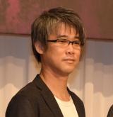 ミュージカル『フランケンシュタイン』製作発表記者会見に出席した板垣恭一氏(C)ORICON NewS inc.