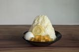 「ICE MONSTER」から8月26日に発売する新作『ハニーミルクかき氷』