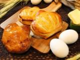王冠型のキュートなパイ!焼きたてパイ専門店「パイ・キング」がオープン